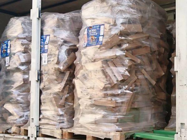 La bûche ECO - Livraison de bois de chauffage