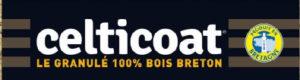 Celticoat, Le granulé 100% bois breton