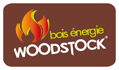 Logo Woodstock, bois énegie